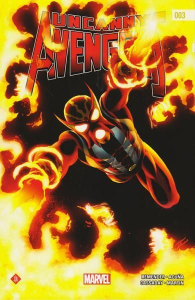 Uncanny Avengers [NL] Deel 003 Conditie: Nieuw Marvel 1