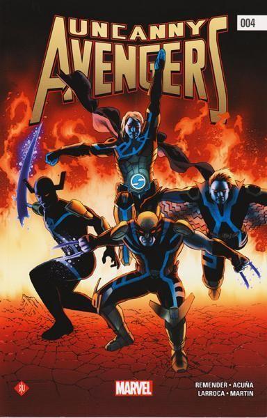 Uncanny Avengers [NL] Deel 004 Conditie: Nieuw Marvel 1