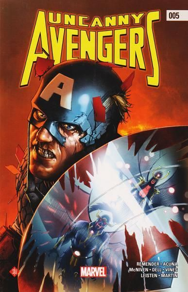 Uncanny Avengers [NL] Deel 005 Conditie: Nieuw Marvel 1