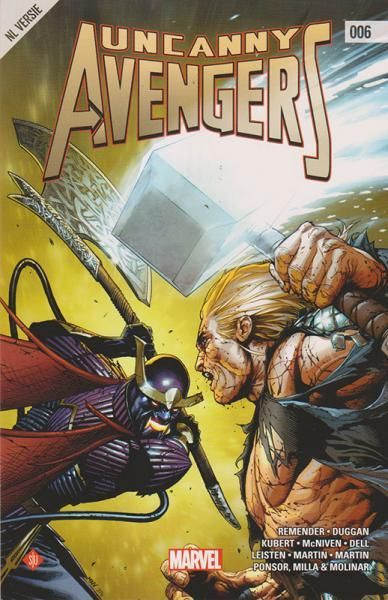 Uncanny Avengers [NL] 5-8 1