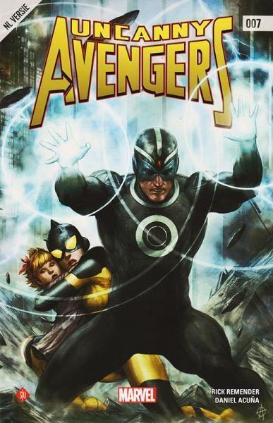 Uncanny Avengers [NL] Deel 007 Conditie: Tweedehands, goed Marvel 1