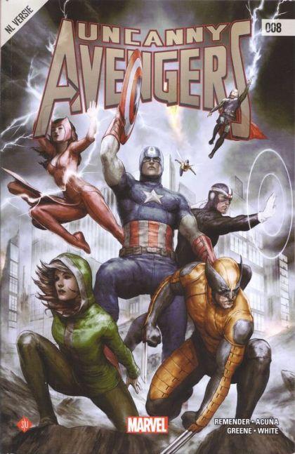 Uncanny Avengers [NL] Deel 008 Conditie: Nieuw Marvel 1
