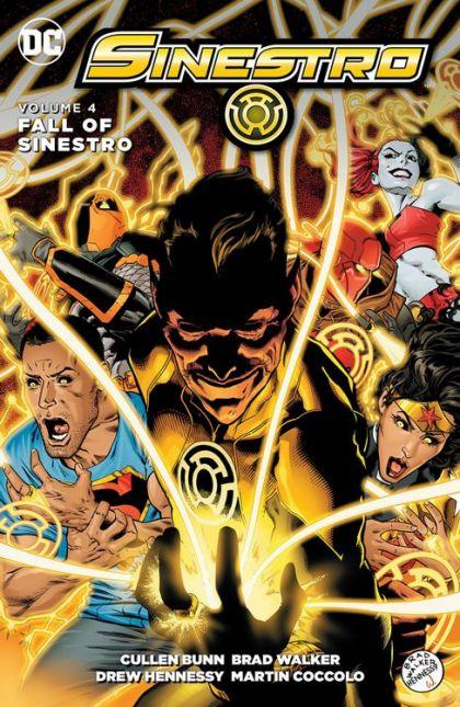 Sinestro Volume 04: The Fall Of Sinestro Conditie: Tweedehands, als nieuw DC 1