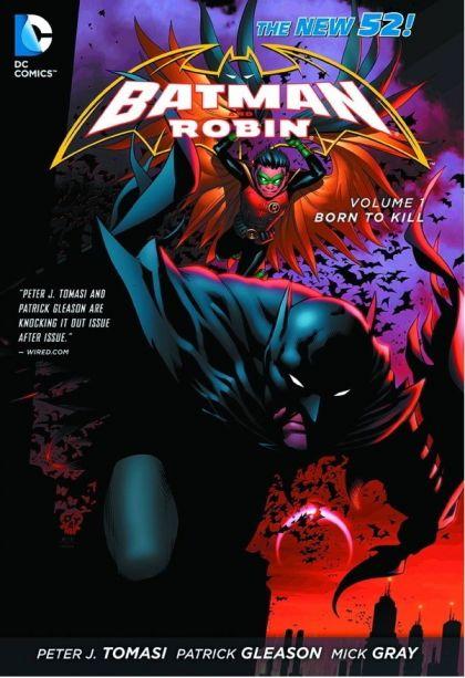 Batman and Robin [Vol. 2] Volume 01: Born to Kill Conditie: Tweedehands, als nieuw DC 1