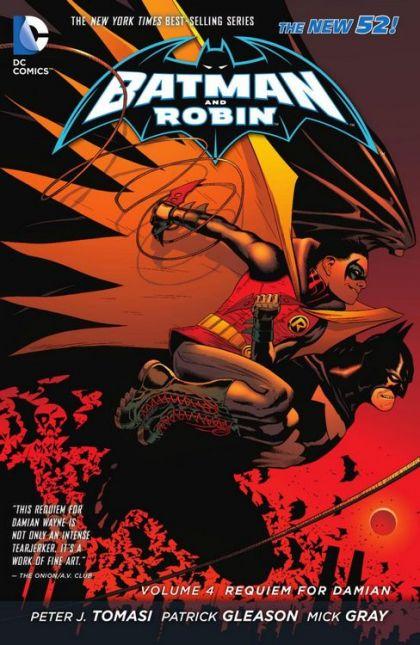 Batman and Robin [Vol. 2] Volume 04: Requiem for Damian Conditie: Tweedehands, als nieuw DC 1