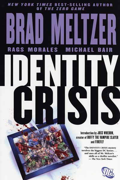 Identity Crisis Conditie: Tweedehands, goed DC 1