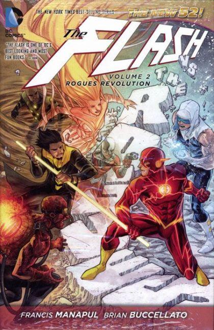 The Flash: The New 52 Volume 02: Rogues Revolution Conditie: Tweedehands, als nieuw DC 1