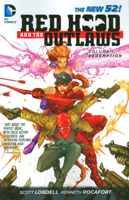 Red Hood and the Outlaws Vol. 1: Redemption  DC 1