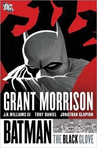 Batman: The Black Glove Conditie: Tweedehands, als nieuw DC 1