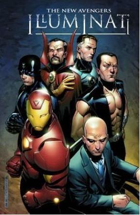 New Avengers: Illuminati Conditie: Tweedehands, als nieuw Marvel 1