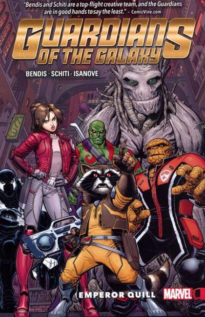 Guardians of the Galaxy: New Guard Volume 1: Emperor Quill Conditie: Tweedehands, als nieuw Marvel 1