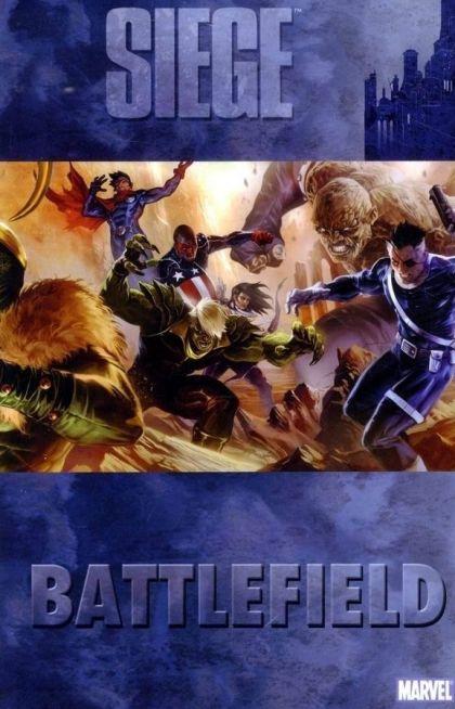 Siege: Battlefield Conditie: Tweedehands, als nieuw Marvel 1