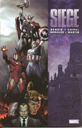 Siege (Marvel) Conditie: Tweedehands, als nieuw Marvel 1