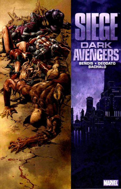 Siege: Dark Avengers Conditie: Tweedehands, als nieuw Marvel 1