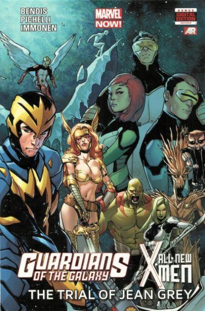 Guardians of the Galaxy / All-New X-Men Conditie: Tweedehands, goed Marvel 1