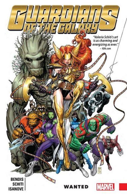 Guardians of the Galaxy: New Guard Volume 2: Wanted Conditie: Tweedehands, als nieuw Marvel 1