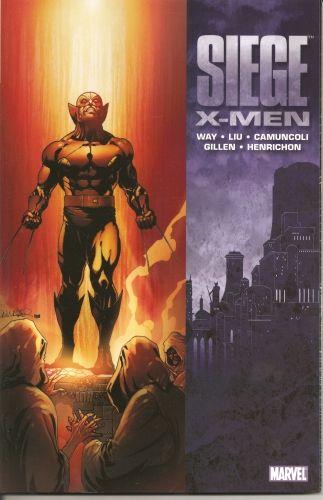 Siege: X-Men Conditie: Tweedehands, als nieuw Marvel 1