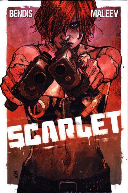 Scarlet Book 1 HC Conditie: Tweedehands, als nieuw Icon 1