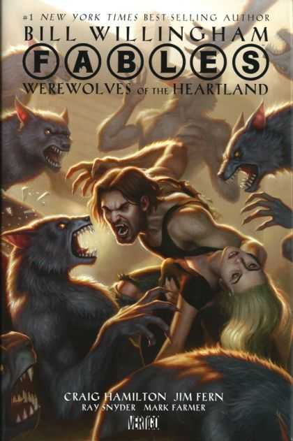 Fables: Werewolves of the Heartland HC Conditie: Tweedehands, als nieuw Vertigo 1