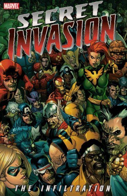 Secret Invasion: Infiltration Conditie: Tweedehands, als nieuw Marvel 1