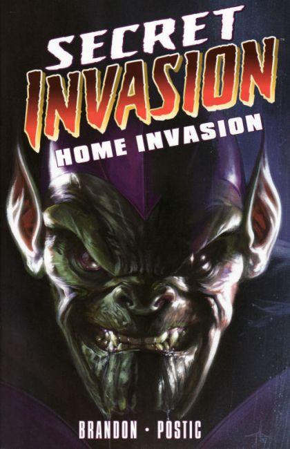 Secret Invasion: Home Invasion Conditie: Tweedehands, als nieuw Marvel 1