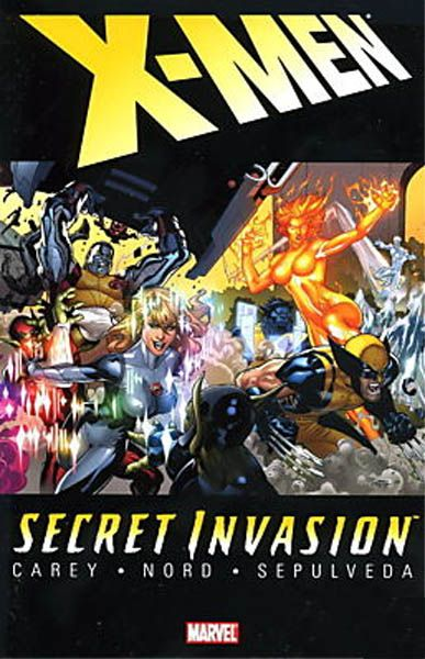 Secret Invasion: X-Men Conditie: Tweedehands, als nieuw Marvel 1