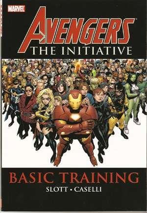 Avengers: The Initiative Volume 1 Conditie: Tweedehands, als nieuw Marvel 1