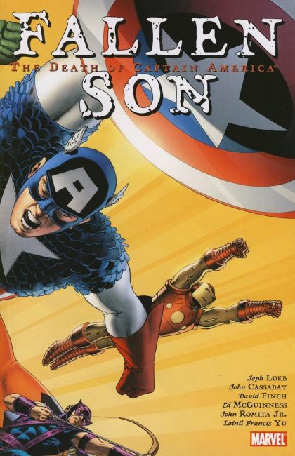 Fallen Son: The Death of Captain America Conditie: Tweedehands, als nieuw Marvel 1