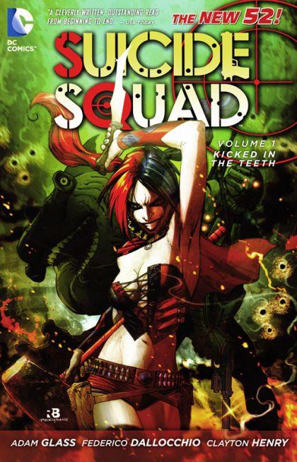Suicide Squad [Vol. 3] Volume 1: Kicked in The Teeth Conditie: Tweedehands, als nieuw DC 1