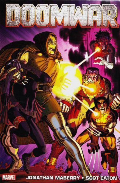 Doomwar [OHC] Conditie: Tweedehands, als nieuw Marvel 1