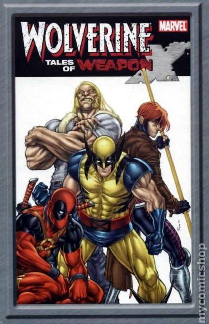 Wolverine: Tales of Weapon X Conditie: Tweedehands, als nieuw Marvel 1