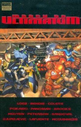 Ultimatum: March On Ultimatum Marvel 1