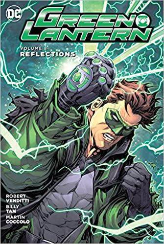Green Lantern [Vol. 5] Volume 08: Reflections Conditie: Tweedehands, goed DC 1