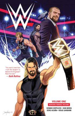 Comics & Pro-Wrestling   5