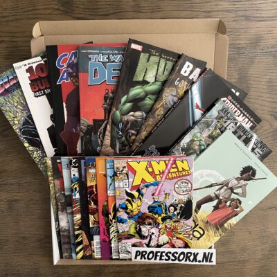 Professor X Comic Mystery Box Large