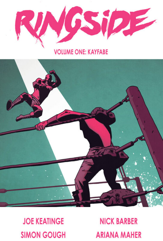 Comics & Pro-Wrestling   11