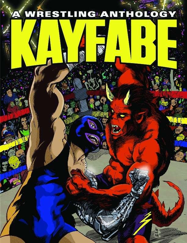 Comics & Pro-Wrestling   17
