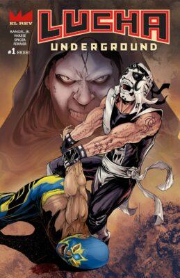Comics & Pro-Wrestling   3