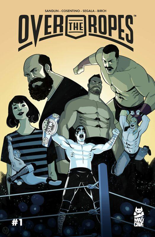Comics & Pro-Wrestling   13