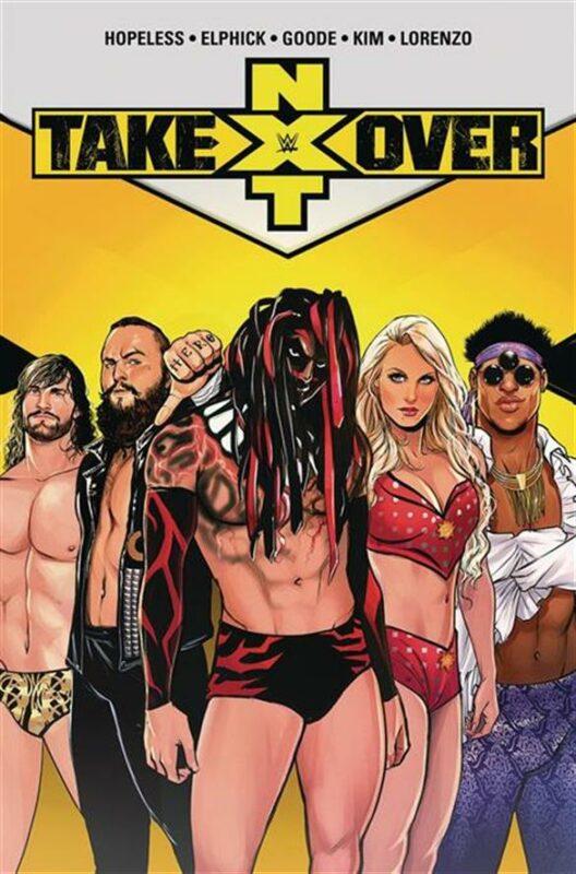 Comics & Pro-Wrestling   7