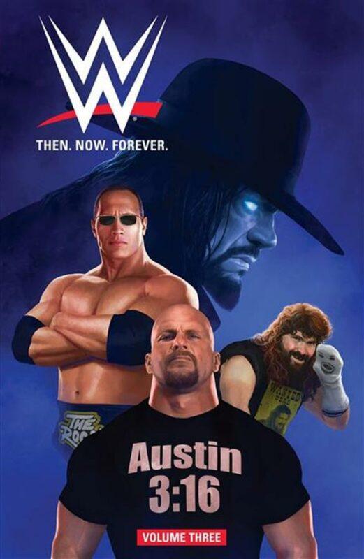Comics & Pro-Wrestling   9