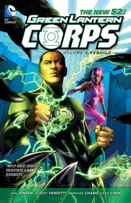 Green Lantern Corps [Vol. 2] Volume 4 Conditie: Tweedehands, goed DC 1
