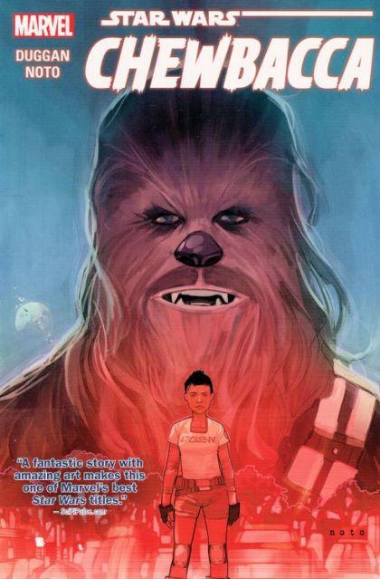 Star Wars: Chewbacca Conditie: Tweedehands, als nieuw Marvel 1
