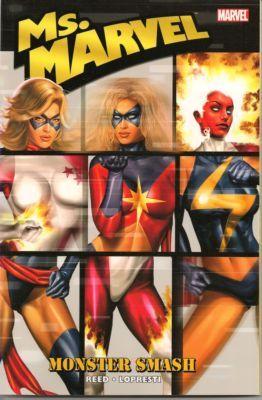 Ms. Marvel [Vol. 2] Volume 4: Monster Smash Conditie: Tweedehands, als nieuw Marvel 1
