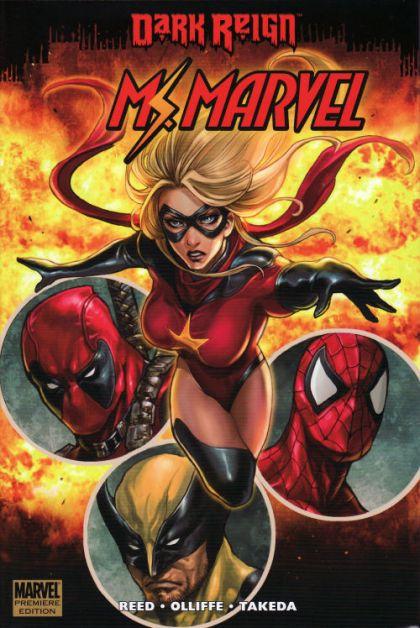 Ms. Marvel [Vol. 2] Volume 7: Dark Reign Conditie: Tweedehands, als nieuw Marvel 1