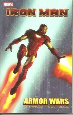 Iron Man & The Armor Wars Conditie: Tweedehands, als nieuw Marvel 1