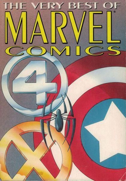 Very Best of Marvel Comics Conditie: Tweedehands, redelijk Marvel 1
