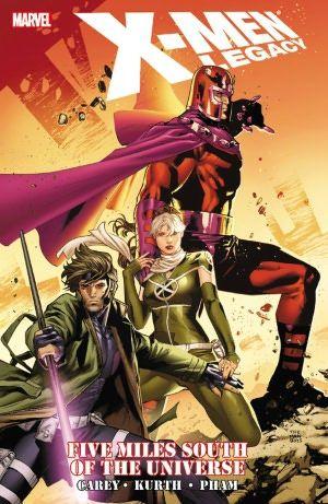 X-men Legacy: Five Miles South Of Universe Conditie: Tweedehands, goed Marvel 1