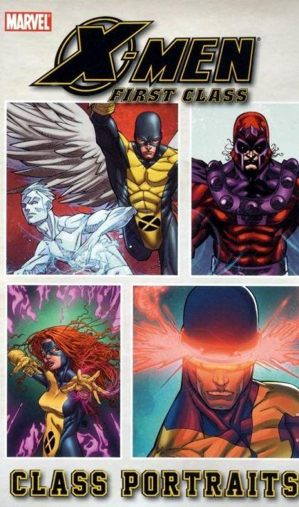X-men: First Class: Class Portraits Conditie: Nieuw Marvel 1