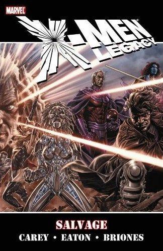 X-Men: Legacy: Salvage Conditie: Tweedehands, als nieuw Marvel 1